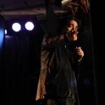 Javier Medina shows