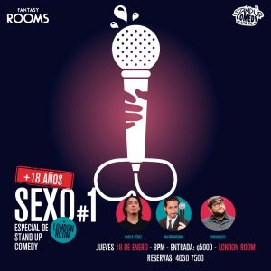 Especial de Sexo en Central Pub / London Room