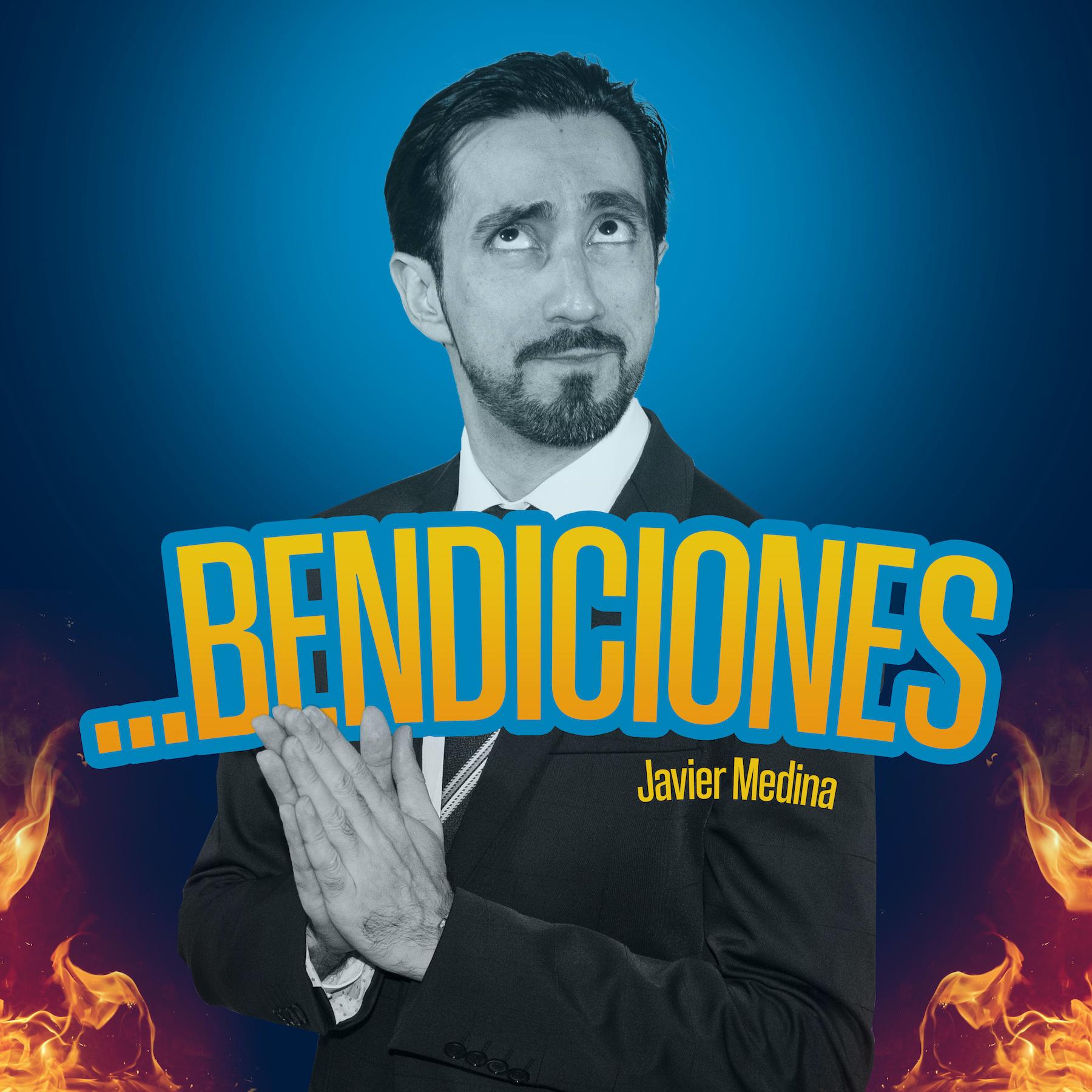 Bendiciones Javier Medina Stand Up Comedy CR