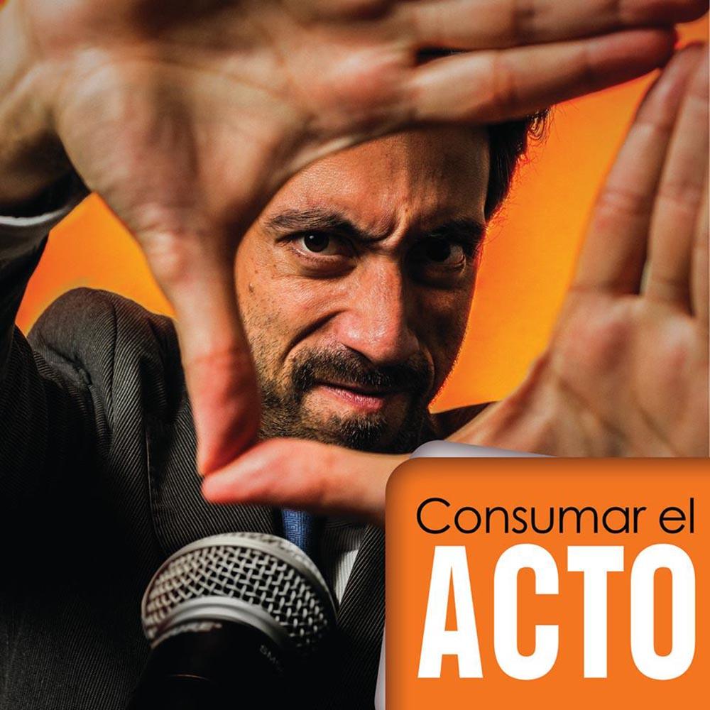 Consumar El Acto Stand up Comedy Costa Rica